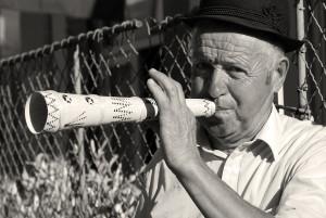 Subiect foto: Portret de taran traditional