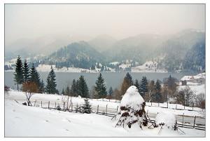 Subiect foto: Iarna la Colibita